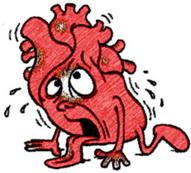 cuore affaticato